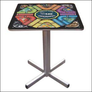 Mesas personalizables